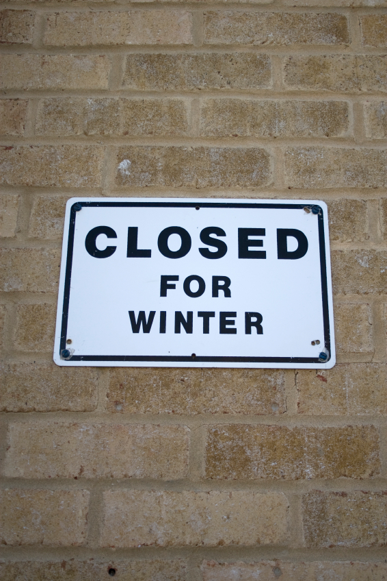 Closed-for-Winter