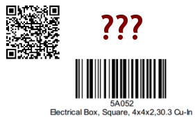 QR Codes vs. Barcodes Continued: Mobile Devices vs. Scanners to Read Them