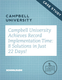 Cambell University Case Study
