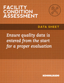 Facility Condition Assessment Datasheett