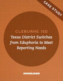 Texas District Switches from Eduphoria to Meet Reporting Needs