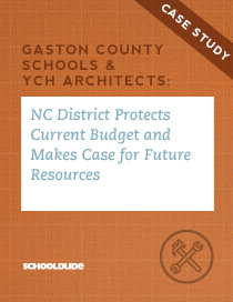 NC District Protects Current Budget and Makes Case for Future Resources