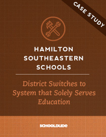 District Switches to System that Solely Serves Education
