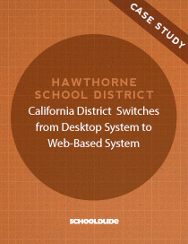California District Switches from Desktop System to Web-Based System