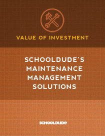 Value of Investment: Maintenance Management