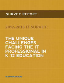 The Unique Challenges Facing the IT Professional in K-12 Education