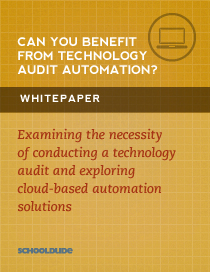 Whitepaper: Can you Benefit from Technology Audit Automation?