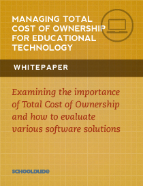 Whitepaper: Managing Total Cost of Ownership for Educational Technology
