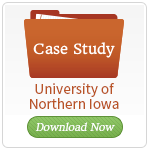 University of Northern Iowa Case Study